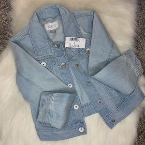Children's Place Jean Jacket Size 4